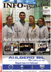 INFO-Bladet Karlshamn Januari 2018