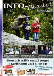 INFO-Bladet Karlshamn April 2018