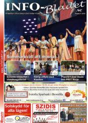 INFO-Bladet BSO Augusti 2018
